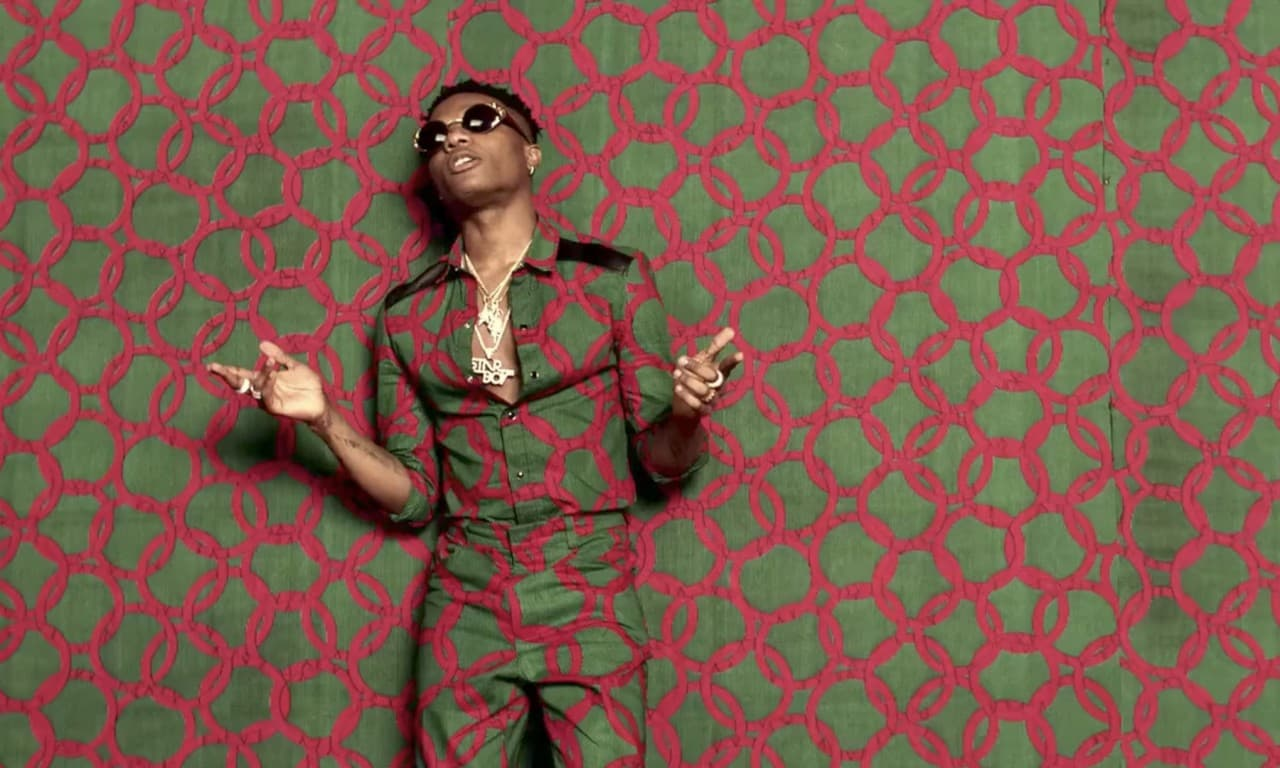 Image result for pictures of Wizkid and Drake