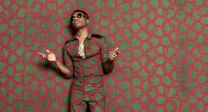 wizkid come closer cover